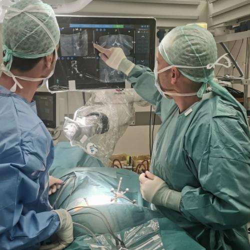 Chirurgia Vertebrale Robotica