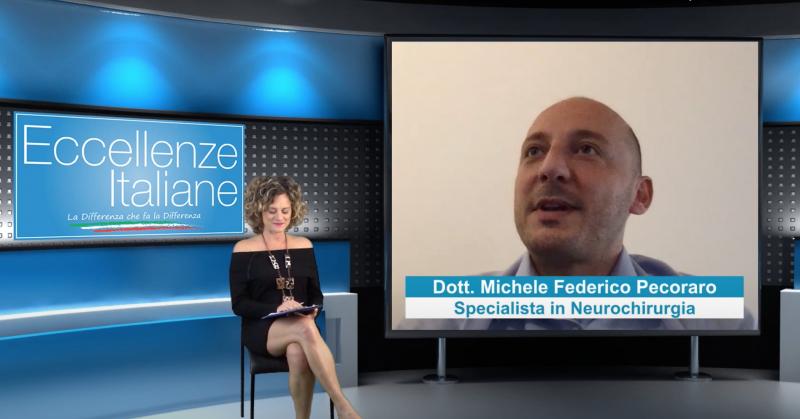 Dott. Michele Federico Pecoraro (Chirurgia Vertebrale Robotica)